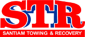 Santiam Towing & Recovery Logo